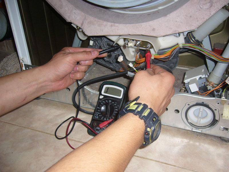 Как самому заменить тэн в стиральной машине