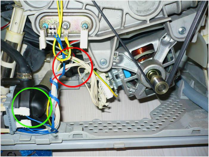 Электролюкс ews 1046 ремонт своими руками